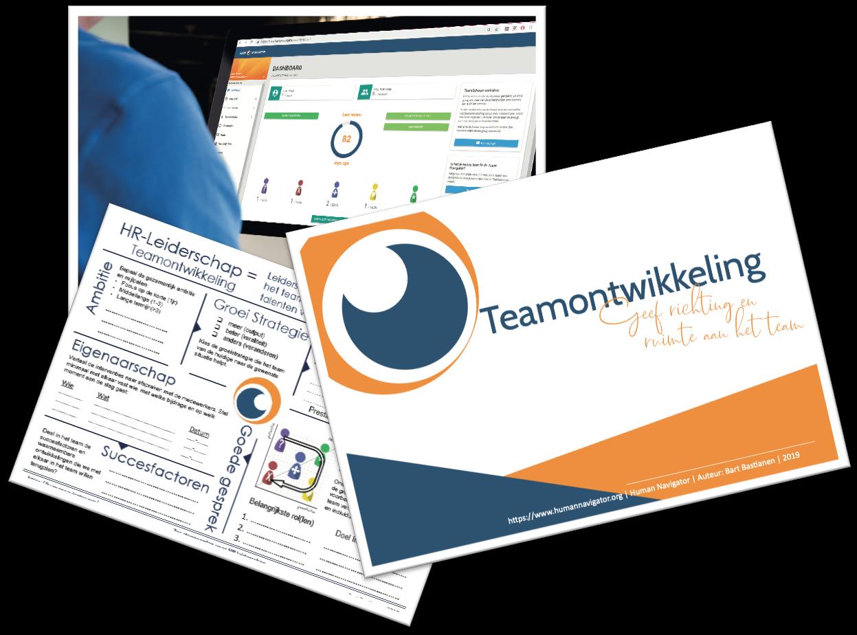 Team Navigator  een online oplossing voor teamontwikkeling en SPP