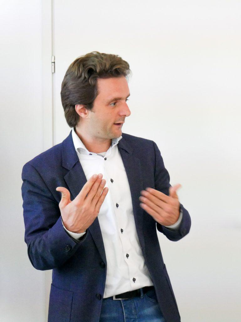 Bart Bastianen adviseur Strategische personeelsplanning